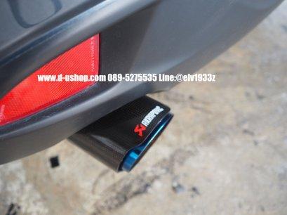ปลายท่อAkrapovic(carbon) สำหรับรถทุกรุ่น