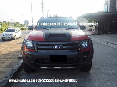 Ford Ranger All New 2012wrapกันชนหน้าWildtrak