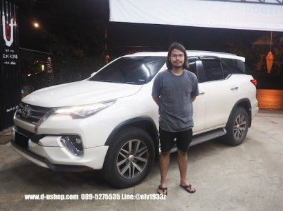 Review Toyota Fortuner All New by dushop