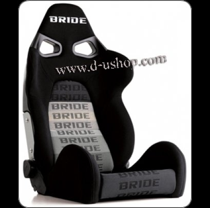 เบาะ Bride-new guga black carbon