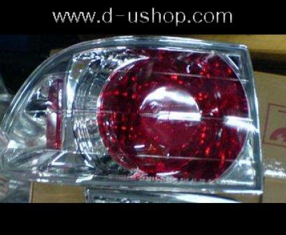 ไฟท้าย Civic 1999 โดนัท ขาวแดง