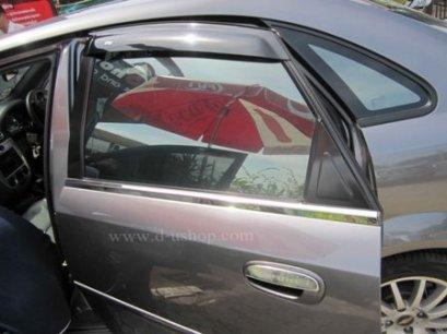 กันสาด Chevrolet Optra 03 รุ่น 4 ประตู