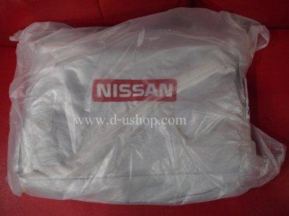 ผ้าคลุมรถซิลเวอร์โค๊ด Nissan Tida 4/5 ประตู