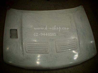 ฝากระโปรง Lancer E-Car ทรง EVO3