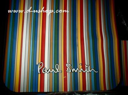 ผ้ายางปูพื้นลาย Paul Smith สำหรับรถทุกรุ่น