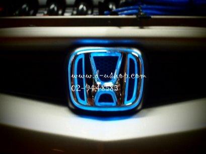 โลโก้ H มีไฟสำหรับ Jazz 2003-2006 มาพร้อมโลโก้แท้