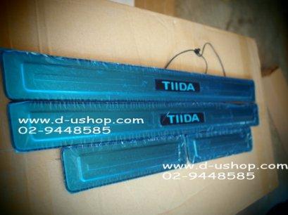 กาบบันไดมีไฟแสงสีฟ้า Nissan TIDA VII