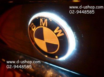 โลโก้มีไฟ ท้าย BMW E46