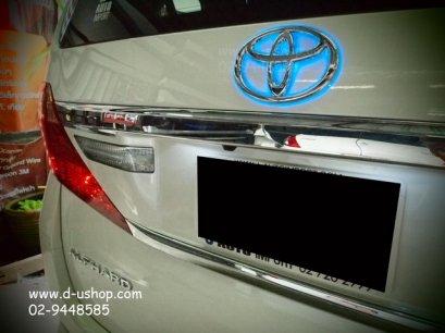โลโก้มีไฟท้าย Toyota Alphard 2008-2012