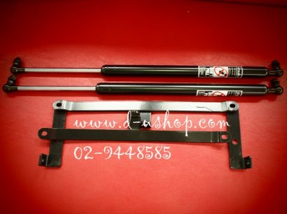 โชคค้ำฝากระโปรงหน้ารถ Toyota Fortuner New 2011