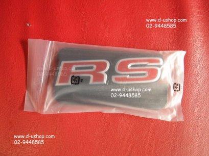 โลโก้ RS สีแดงแท้ญี่ปุ่น Honda ทุกรุ่น