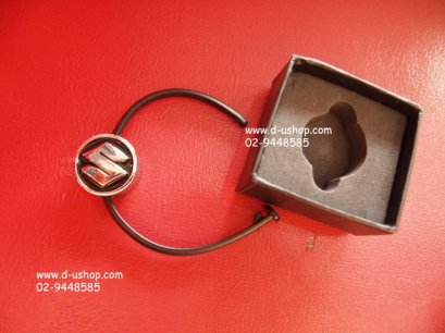 สายคล้องกุญแจรถยนต์ โลโก้ Suzuki สำหรับรถทุกรุ่น