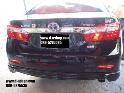 ไฟทับทิมกันชนหลัง มีไฟ Toyota Camry new 2012