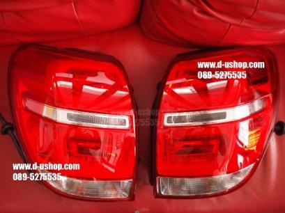 โคมไฟท้ายแดง LED สไตล์ BMW Chevrolet Captiva 2013