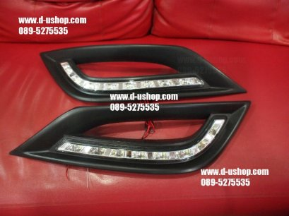 ชุดไฟ Daylight Running Time LED ตรงรุ่น Hyundai Sonata