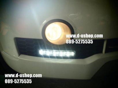 ชุดไฟ Daylight Running Time LED ตรงรุ่น Chevrolet Captiva 2008