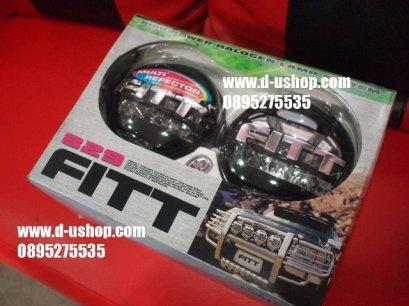 ชุดไฟสปอร์ตไลท์งาน Fitt (ไฟกระต่าย) สำหรับรถทุกรุ่น
