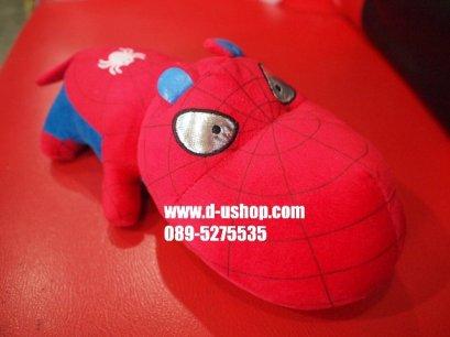ตุ๊กตาดับกลิ่นลาย SpiderMan สีแดง