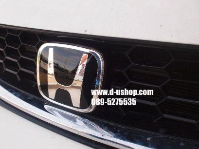 โลโก้ Hดำ Honda Civic New 2013 ด้านหน้า (Taiwan)