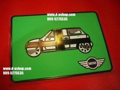 แผ่นรองกันลื่นลาย Super Green สำหรับรถทุกรุ่น