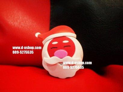 ตุ๊กตาเสียบเสาอากาศ ซานตา สำหรับรถทุกรุ่น