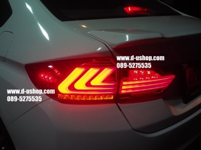 โคมไฟท้าย Honda City All New 2014 สไตล์ BMW