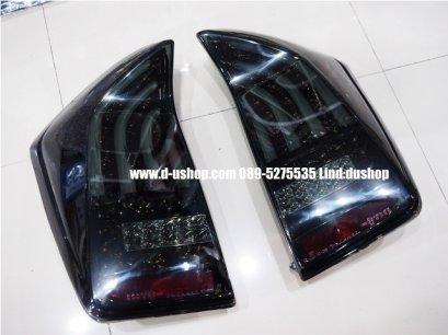 โคมไฟท้าย Smoke LED ตรงรุ่น Toyota Prius สไตล์ BMW