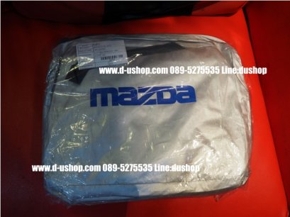 ผ้าคลุมรถซิลเวอร์โค๊ด Mazda3 Skyectiv 2015 4/5ประตู