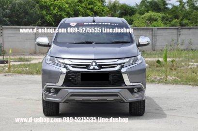 ชุดแต่งรอบคัน Mitsubishi Pajero All New 2015 ทรง Zercon Haper-S