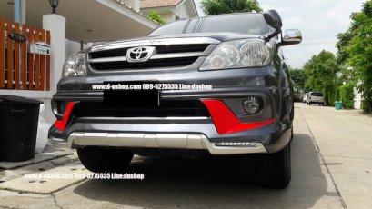 ชุดแต่งรอบคัน Toyota Fortuner New 2011-2014 ทรง Amotirz
