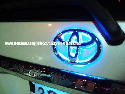 โลโก้มีไฟท้าย Toyota Fortuner New 2009-2014