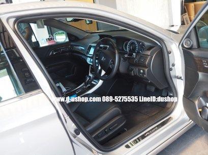 ยางกันเสียงขอบประตูกันลมเกาหลีสี สำหรับ Honda Accord All New 2013-16