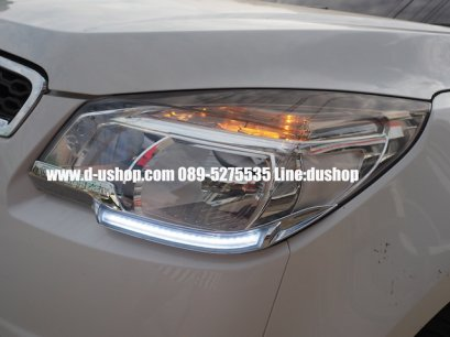 ชุดไฟ Daylight Running Time LED ตรงรุ่น Chevrolet Trailblazer