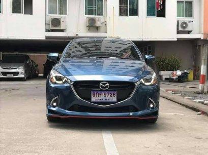 ชุดแต่งรอบคัน Mazda2 Skyactiv 2015-17 ทรงDrive68