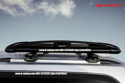 แร็คหลังคาแครี่บอยVer.2 ขนาด 100X120 สำหรับรถ Chevrolet Trailbazer