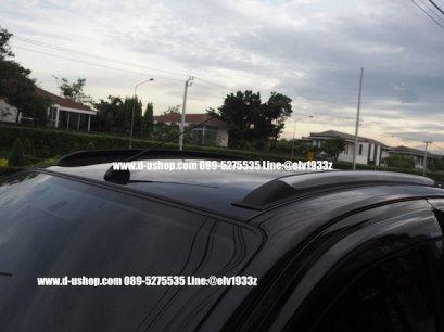 ราวหลังคาแปะหลอกตรงรุ่น Isuzu D-Max All New 2012-17 (Cab)
