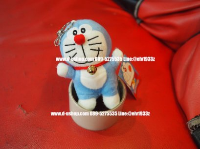 พวงกุญแจตุ๊กตา ลายdoraemon