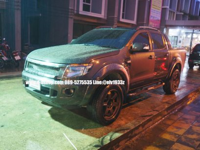Ford Ranger All New 2012 Wrapทั้งคัน