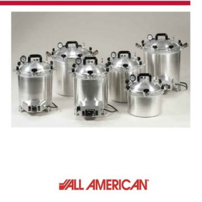 ALL AMERICAN AUTOCLAVE