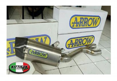 ARROW - SLIP ON TITANIUM สลิปออน Titanium