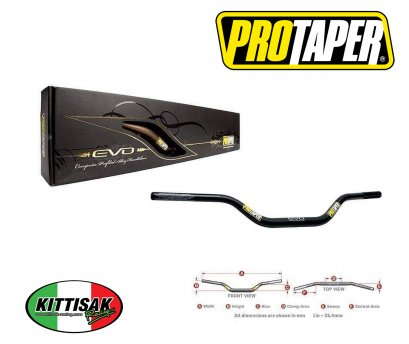แฮนด์ Fat Bar Protaper EVO