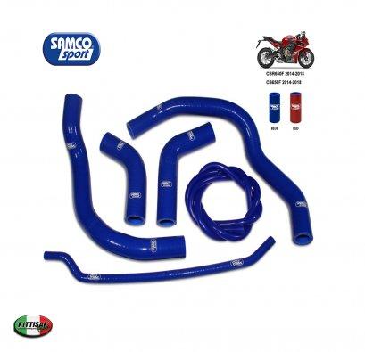 ท่อยางหม้อน้ำ Samco Sport มี2สี สีแดง, สีน้ำเงิน
