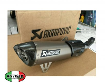 AKRAPOVIC - SLIP ON