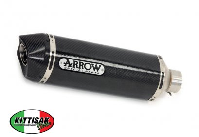 ARROW - FULL CARBON - CARBON END CAP