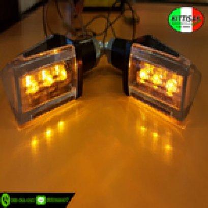 ไฟเลี้ยว LED ทรงสี่เหลี่ยม