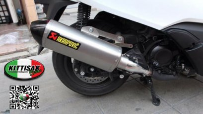 ท่อ AKRAPOVIC - SLIP ON