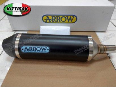 ท่อ ARROW - SLIP ON DARK-CARBON
