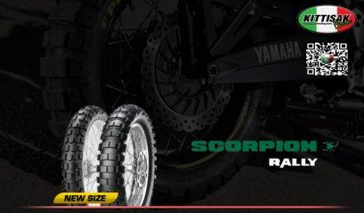 ยางPirelli Scorpion Rally
