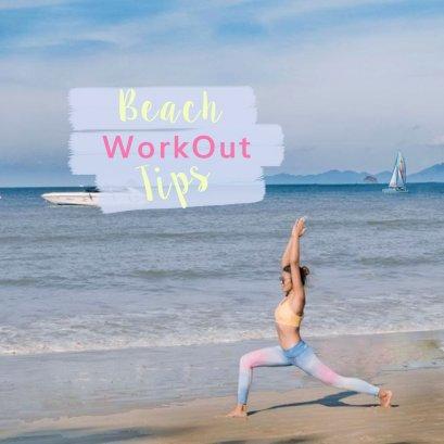 Beach Workout Tips