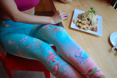 Tasty Som Tum Legging